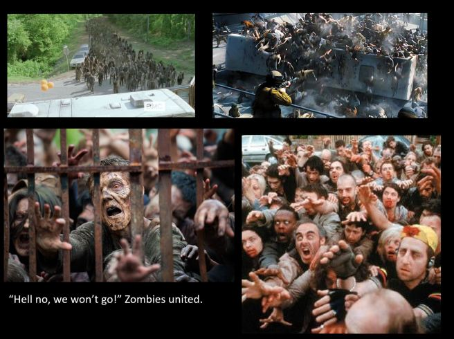 zombies united